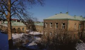 Översiktsbild på Konstepidemins byggnader