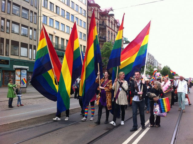 Pridefestivalen