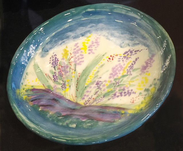 Keramik av Negar Riahi