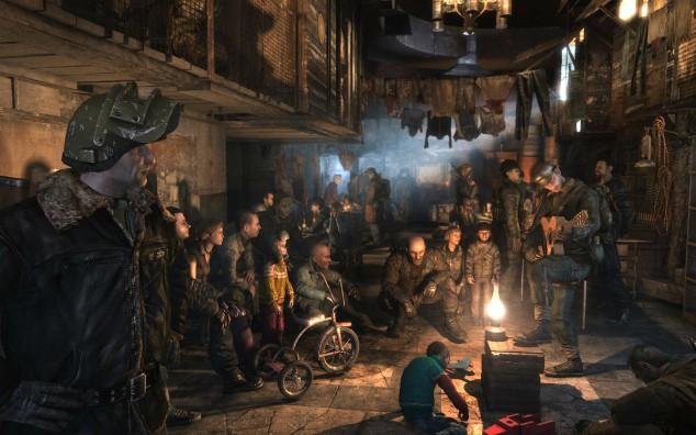 Boken Metro 2033 ligger även till grund för ett dataspel.