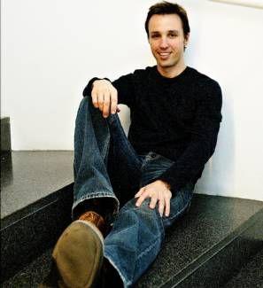 Markus Zusak har skrivit historien Boktjuven, som nu blivit film.