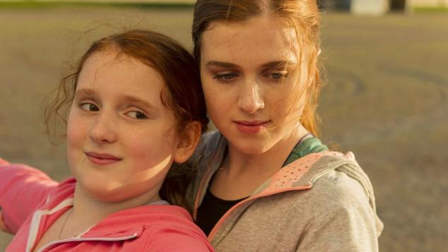 Sångerskan Amy Diamond debuterar som skådespelerska i Min lilla syster.