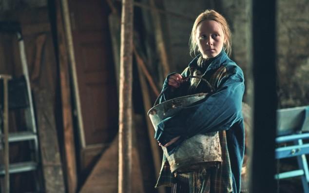 Karismatiska skådespelerskan Blanca Engström.