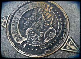 Barbary Trail – ett turiststråk som sammankopplar historiska platser och museum i San Francisco.