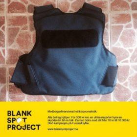 Blank Spot Project Skyddsväst