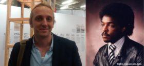 Martin Schibbye var med och uppmärksammade 15-årsdagen för Dawit Isaaks fängslande.